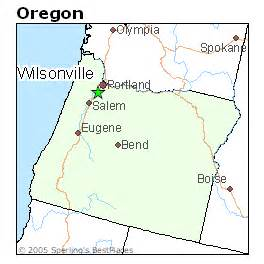 map of wilsonville oregon best places to live in wilsonville oregon
