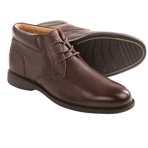 florsheim vantage chukka boots leather for in
