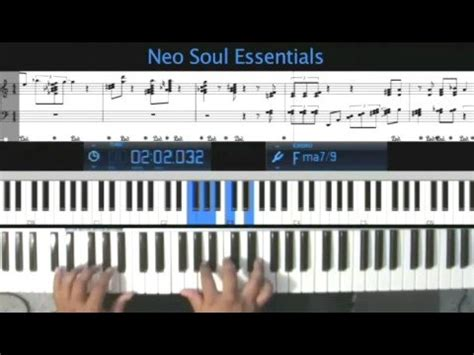 learn neo soul jazz hip hop  rb urban piano chords
