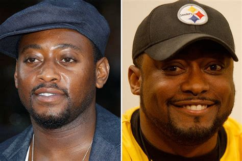 omar of house omar epps of house fully understands the mike tomlin comparisons bleacher report