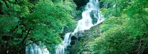 torc waterfall   ring  kerry
