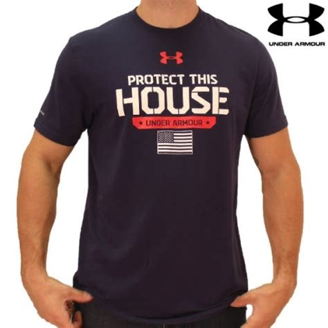 under armour protect this house protect this house under armour tshirt