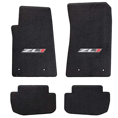 camaro rubber floor mats 2016 2018 camaro lloyds ultimats floor mats