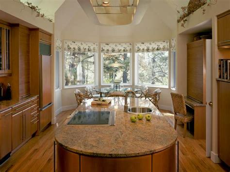 kitchen bay window ideas kitchen bay window ideas pictures ideas tips from hgtv