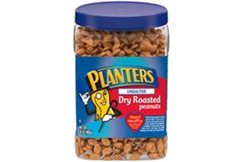 Planters Unsalted Roasted Peanuts by Planters Unsalted Roasted Peanuts 35 Oz Kraft Recipes