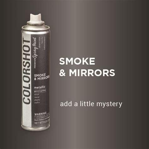 smoke mirrors colorshot paint