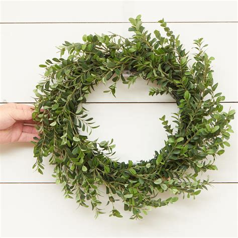 10 inch artificial boxwood wreaths artificial boxwood wreath wreaths floral supplies craft supplies