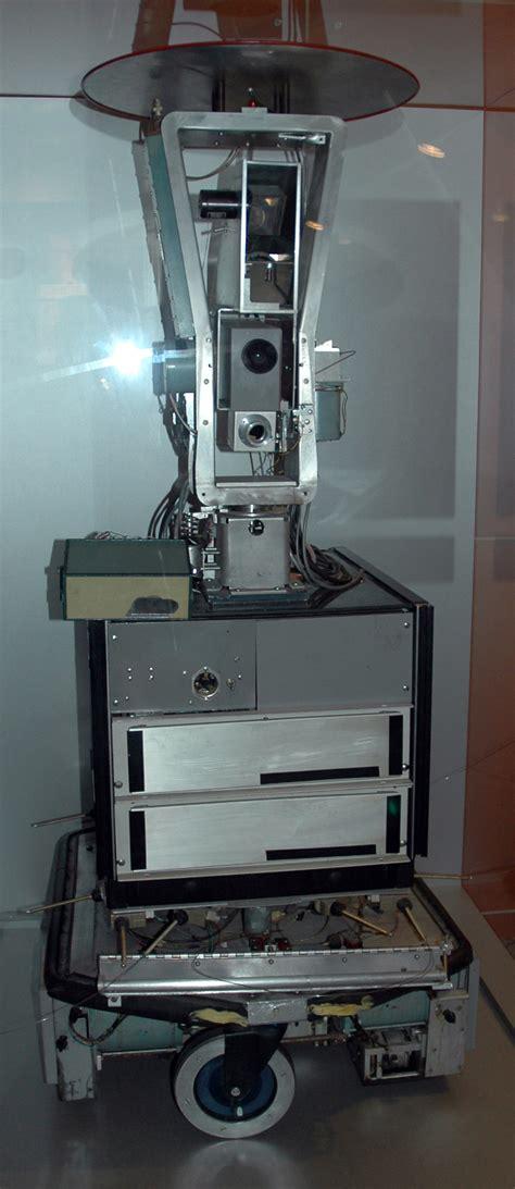 the international research robot hammacher schlemmer shakey the robot wikipedia