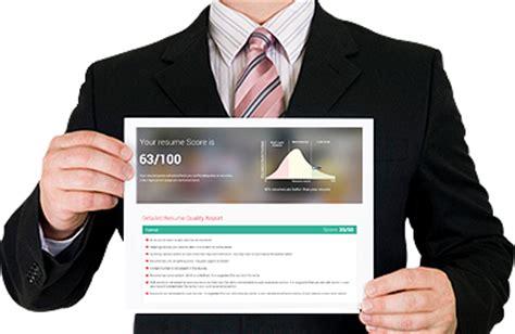 resume screening resume quality score free