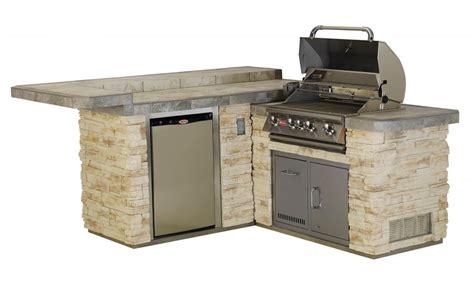 bbq island 3 jr gourmet q bull outdoor kitchens gas grills bull