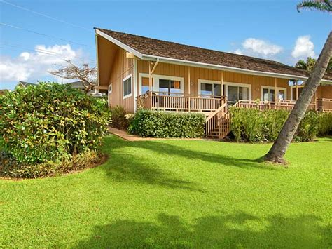 kauai cottage rentals poipu cottage rentals poipu cottage views with air vrbo