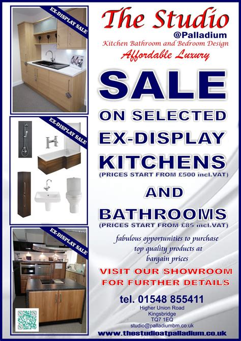 ex display bathrooms for sale uk sale on selected ex display kitchens and bathrooms
