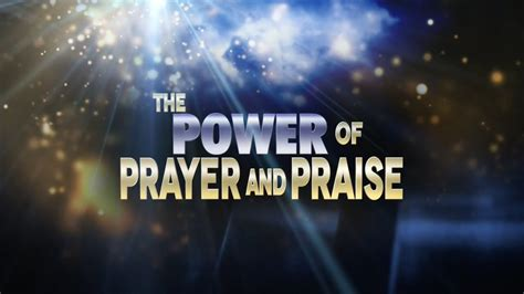 The Power Of the power of prayer and praise vol 1 dr bill winston