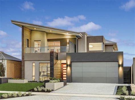 la casa 2 fachadas modernas de casas de 2 plantas