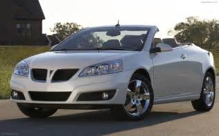 2012 Pontiac G6 2009 Pontiac G6 Gt Convertible Widescreen Car