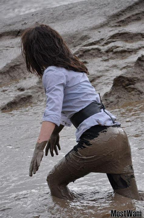 walking  deep mud leggings   pants tight leggings