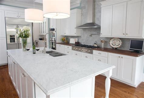 Lovely Types Of Countertops For Kitchens #2: Plan-Travail-Cuisine