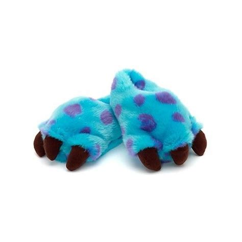 character slippers for adults disney monsters inc sully slippers reviews 15 liked on