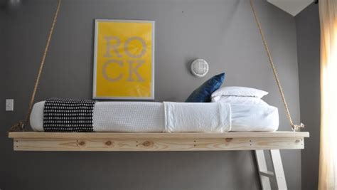 hanging bed diy 29 hanging bed design ideas to swing in the good times