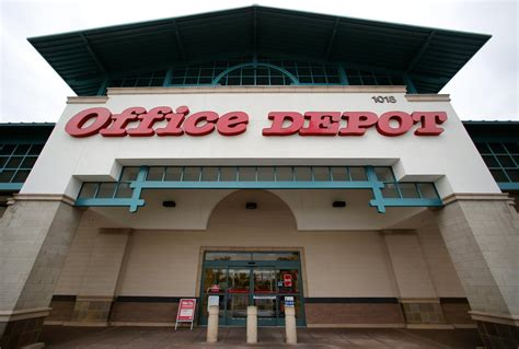 Office Depot Closing Stores List Office Depot Closing 400 Stores In Cost Cutting Shares