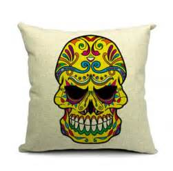 Big Decorative Pillows For Sofa Cool Skull Decorative Pillow Designs Large Sofa Cushion Pillow Interior Pillow Cushions