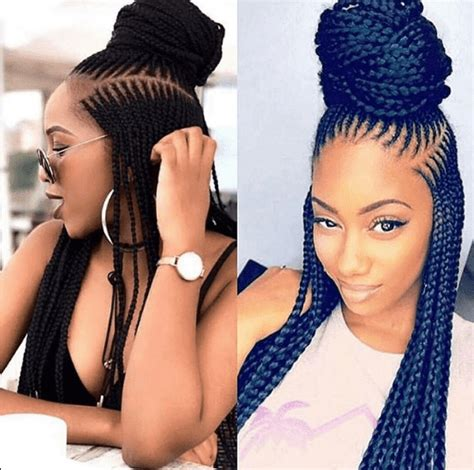 Latest Trending Weavon Hair Styles In Nigeria | t i n magazine beauty ten latest ghana weaving