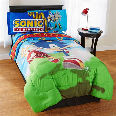 sonic bedroom image gallery sonic bedding