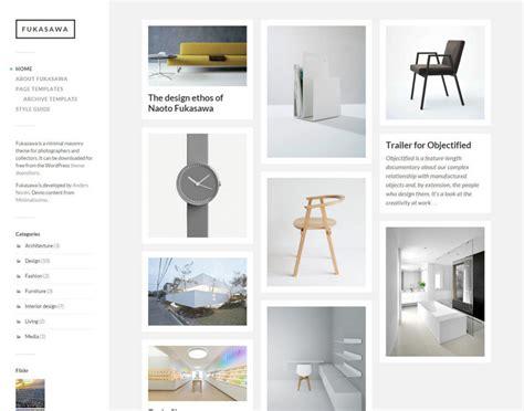 top decor blogs 40 best free portfolio wordpress themes in 2018