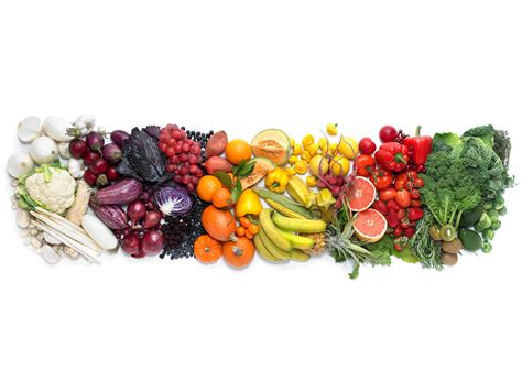 colorful vegetables want to eat better just eat more color cooking light