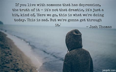 Living With living with someone who has depression