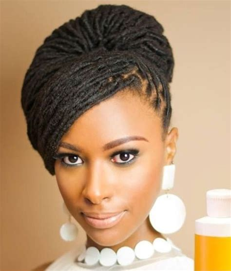 Black Braided Updo Hairstyles by Trendy Hairstyles In Nigeria Newhairstylesformen2014