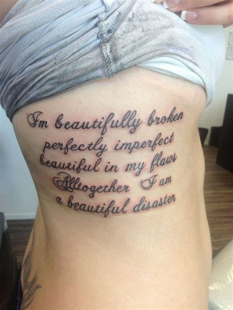 beautiful simple tattoo quotes beautiful disaster tattos beautiful disaster tattoo