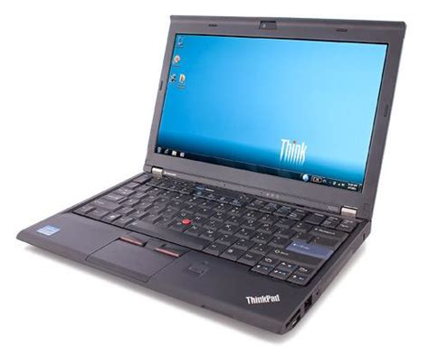 Laptop Lenovo X220 lenovo thinkpad x220 review rating pcmag