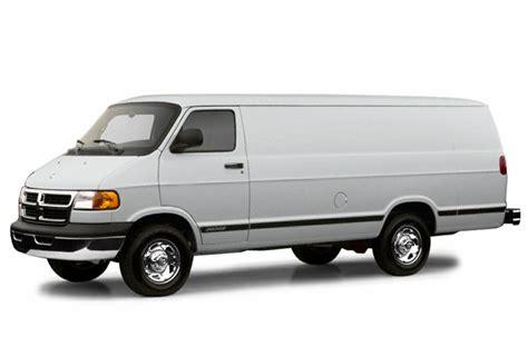 dodge ram vans dodge ram reviews specs and prices cars