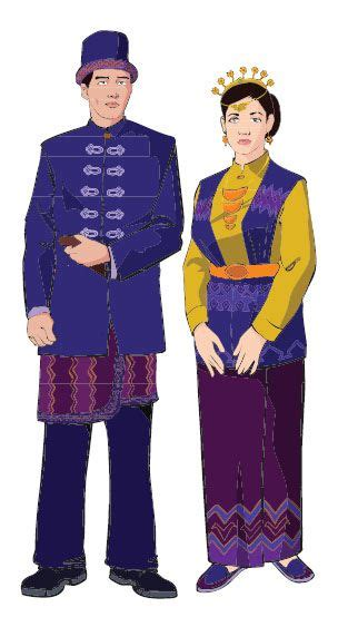 Baju Adat Aceh Laki Laki seni budaya nangroe aceh darussalam berbagi tutorial