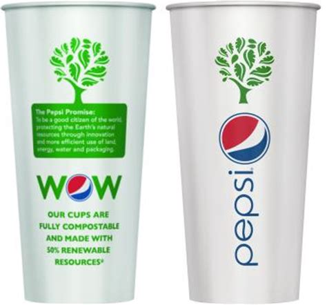 Pepsi Unveils 100 Eco Friendly Bottles by Pepsico Has Introduced 100 Compostable Ecotainers Made