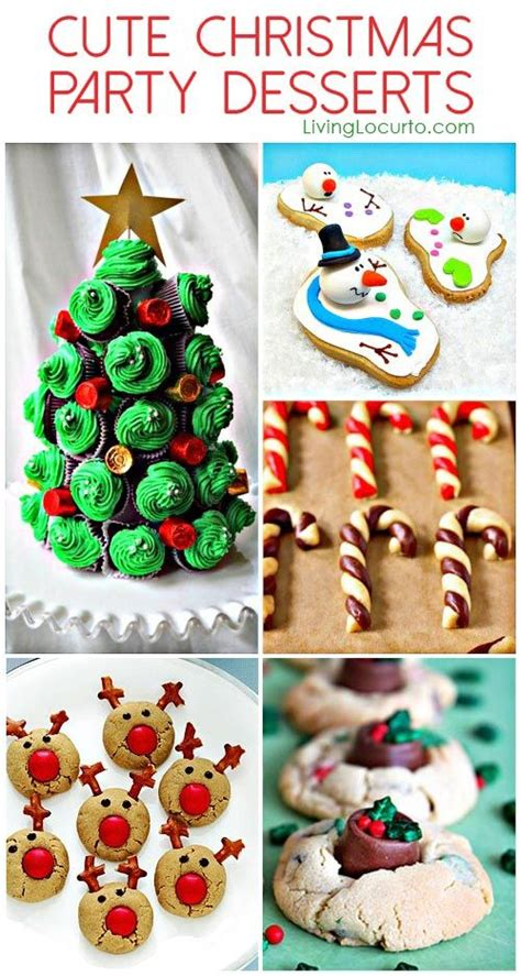 cute christmas baking ideas 40 treats for and adults starsricha