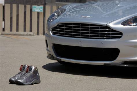 Aston Martin Hyperdunk Aston Martin Partners With Nike Basketball To Introduce