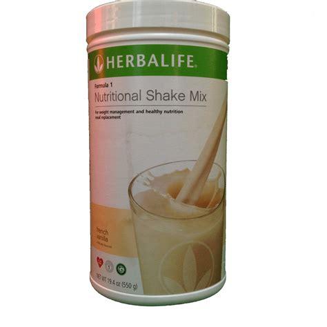 Shake Vanila Milk Shake Shake Mix Herballife Shake Herballife protein shake herbalife formula 1 nutritional shake mix