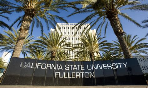 Csu Fullerton Time Mba by Help Wanted Cal State Fullerton Is Looking To Fill A