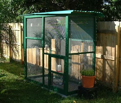 Aviary Door by How To Guide To Building An Aviary Talk Budgies Forums