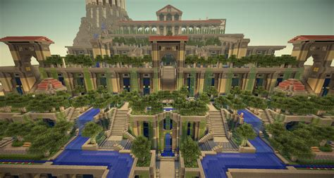 What Are The Hanging Gardens Of Babylon by Wonders Of The World