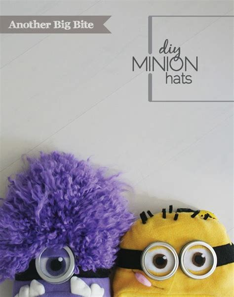 purple minion hat fleece 30 best diy purple evil minion costume ideas images on