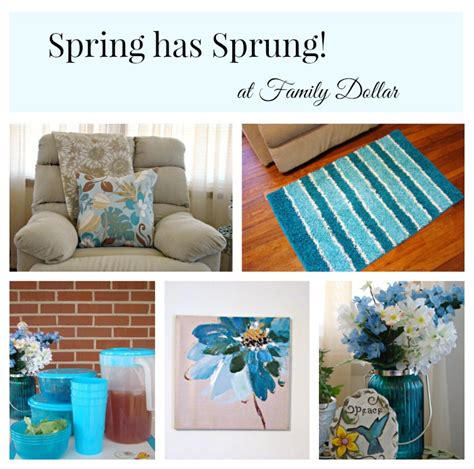 family dollar home decor spring has sprung at family dollar 25 gift card giveaway