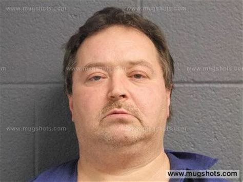 Sanilac County Court Records Terry Baxter Mugshot Terry Baxter Arrest Sanilac County Mi