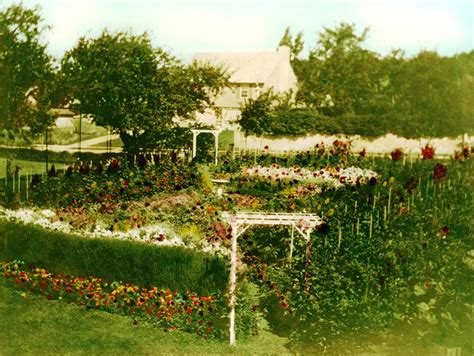 Vintage Garden by A Look Back At Vintage Wisconsin Gardens 187 Milwaukee