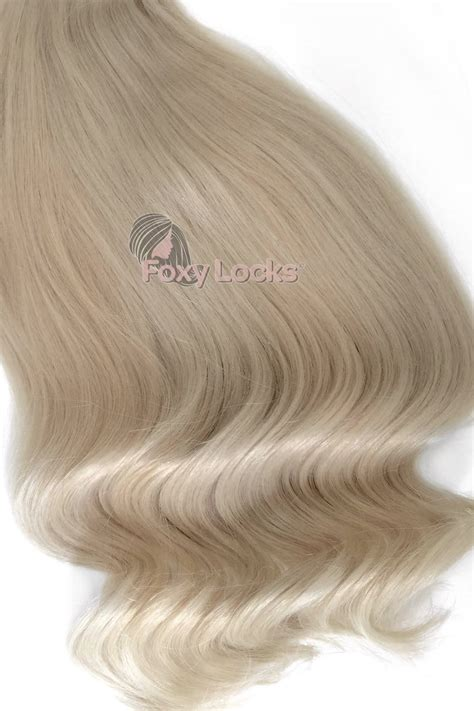 platinum clip in hair extensions platinum seamless deluxe 20 quot clip in human hair