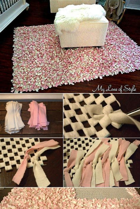 diy rug ideas brilliant ideas for diy rug rags world inside pictures
