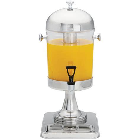 Juicer Dispenser tablecraft 71 cold beverage juice dispenser 2 1 gallon