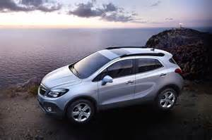 Mokka Opel Opel Mokka Small Crossover Photos And Details